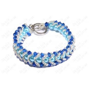 Bracelet chic turquoise