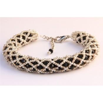 Bracelet BOA ARGENT